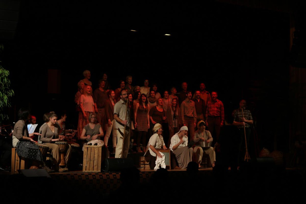 Gospelmusical HOPE in Donzdorf